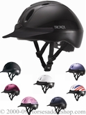 Troxel Horse Riding Helmet - hlspirit