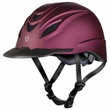 Troxel Intrepid Mulberry Performance Helmet 04-250
