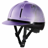 Troxel Legacy Lavender Antiquus All-Purpose Helmet 04-133