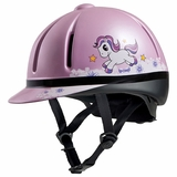 Troxel Legacy Pink Unicorn All-Purpose Helmet 04-135
