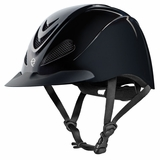 Troxel Liberty Black Low Profile Schooling Helmet 04-237