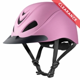 Troxel Liberty Pink Duratec Low Profile Schooling Helmet CLEARANCE