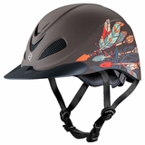 Troxel Rebel Arrow Western Helmet 04-270