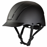 Troxel Spirit Black Duratec All-Purpose Riding Helmet 04-551