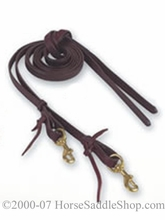 Tucker 2 Piece Split Reins 310