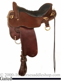 "18.5"" Tucker Copper Ridge Gaited Saddle 154 *free gift*"