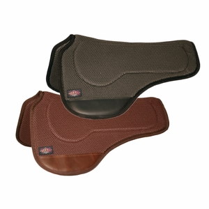 "Tucker Dropped Rigging Round Tacky-Tack Saddle Pad 30""L XT1202"