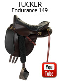 Tucker Equitation Endurance Trail Saddle 149 Saddle Review Video