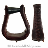 Tucker Ergo Balance Leather Laced Stirrups 265