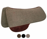 Tucker Full Skirt Wool Felt Saddle Pad 49 50 51