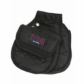 Tucker Insulated Saddle Bag-Tucker Logo-Nylon (BN, BK) 4704-10