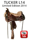 Tucker Limited Edition Trail Saddle L14 Review Video