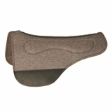 Tucker Performance Dropped Rigging Round Memory Foam Saddle Pad XT1012,1022