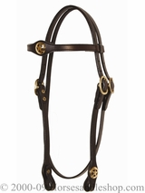 DISCONTINUED Tucker Ranger StarTrail Headstall 550