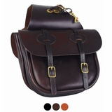 Tucker Saddlery Traditional Saddle Bag 123