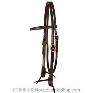 SOLD Tucker Saddles Browband Trail Headstall CLEARANCE