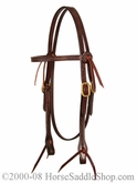Tucker Saddles Gen II South Pass Bridle 188