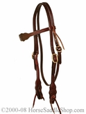Tucker Saddles Gen II Trail Bridle 162