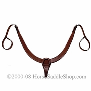 Tucker Saddles Pulling Collar Breast Strap 115