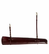 Tucker Saddles Shotgun Scabbard Lined Black, Brown, Golden 106 141