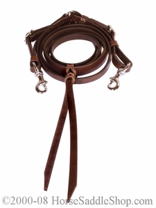 Tucker Saddles Trail Riding Reins 211