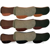Tucker Semi Round Skirt Wool Felt Saddle Pad 47 54 55