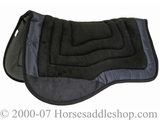 Tucker Toklat Non-Slip Trail Saddle Pad 40-731/730 Round or Square