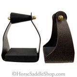 Tucker Trail Glide Stirrups with Foot Cushion tk240