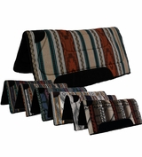 "Tuffy Saddle Pad Southwest Collection Square Skirt 32""L x 32""D 7911"