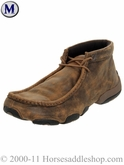 Twisted X Men's Driving Mocs Bombers mdm0003
