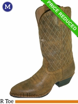 """Twisted X Men's Western 13"""" R Toe Boots Bomber mwt0012 CLEARANCE"""