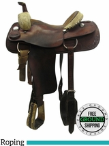 """SOLD 2016/02/01 Used 16"""" Billy Cook Wide Roper Saddle 8210 usbi3336 *Free Shipping*"""