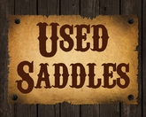 Used Saddles