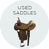 Used Western Saddles