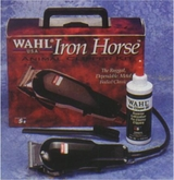 WAHL Iron Horse Animal Clipper Kit hcjt62-8582