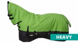 Waterproof Poly Full Neck Turnout Blanket, Med/Heavy