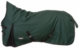 Waterproof Poly High Neck Turnout Blanket, Heavy