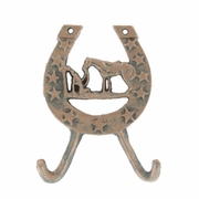 Western Moments Praying Cowboy Mount Coat Hook 94789