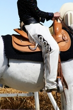 Western Saddle Seat Sizing Chart