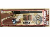 Western Sheriff Toy Gun Set 50576