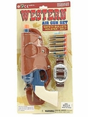 Western Toy Gun with Safety Bullets 50552