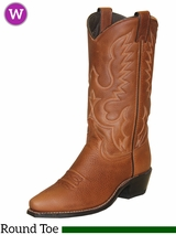 Women's Abilene Brandy Soft Textured Western Boots 9119