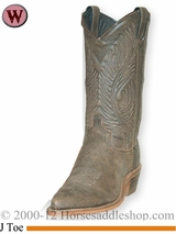 Women's Abilene Distressed Cowhide Western Boots 9059