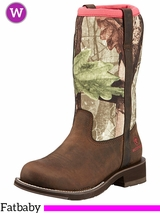 Women's Ariat Fatbaby All Weather Boots 10016244