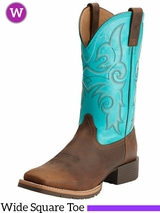 Women's Ariat Hybrid Rancher Boots 10014162