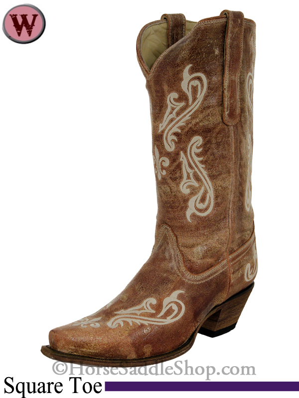 s corral honey cortez cleff embroidery boots r1974