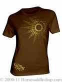 NO LONGER AVAILABLE Women's Country Girl Decorative Sun Shirt