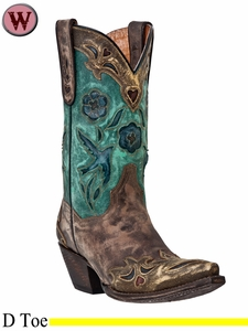 Dan Post Women's Vintage Bluebird Boots DP3544