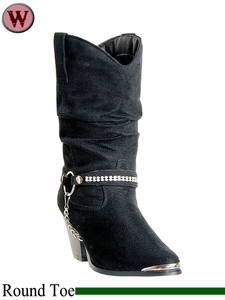 DISCONTINUED 2015/02/11 Women's Dingo Gayle Boots DI620