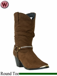 DISCONTINUED Women's Dingo Gayle Boots DI623